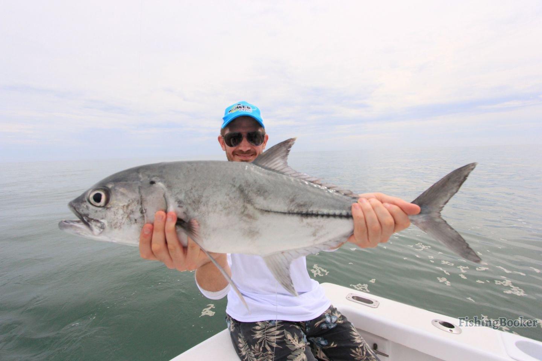 Inshore fishing in costa rica quepos fishing report for Costa rica fishing report