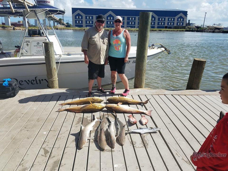 10 25 fishing its still top notch freeport fishing for Freeport fishing report