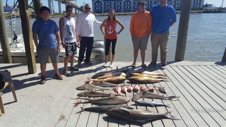 10 25 fishing its still top notch freeport fishing for Freeport texas fishing charters