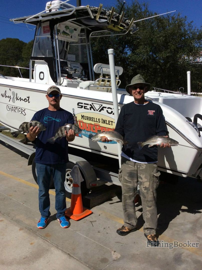 Inshore bite is on murrells inlet fishing report for Murrells inlet fishing report