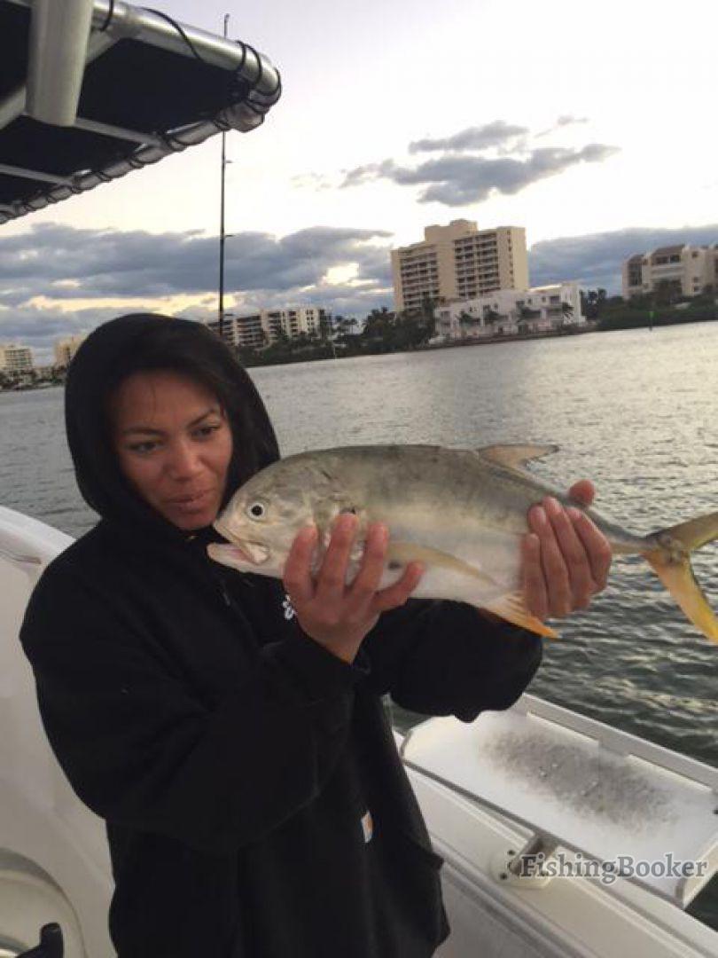 Ultra light action inshore jupiter fishing report for Jupiter fishing report