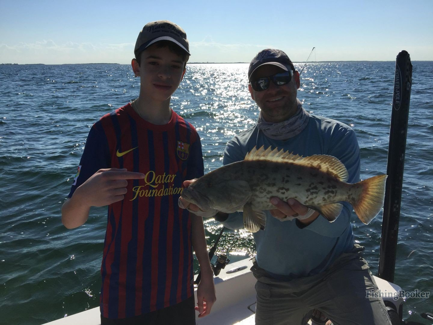 Great time to fish miami key biscayne fishing report for Miami fishing report