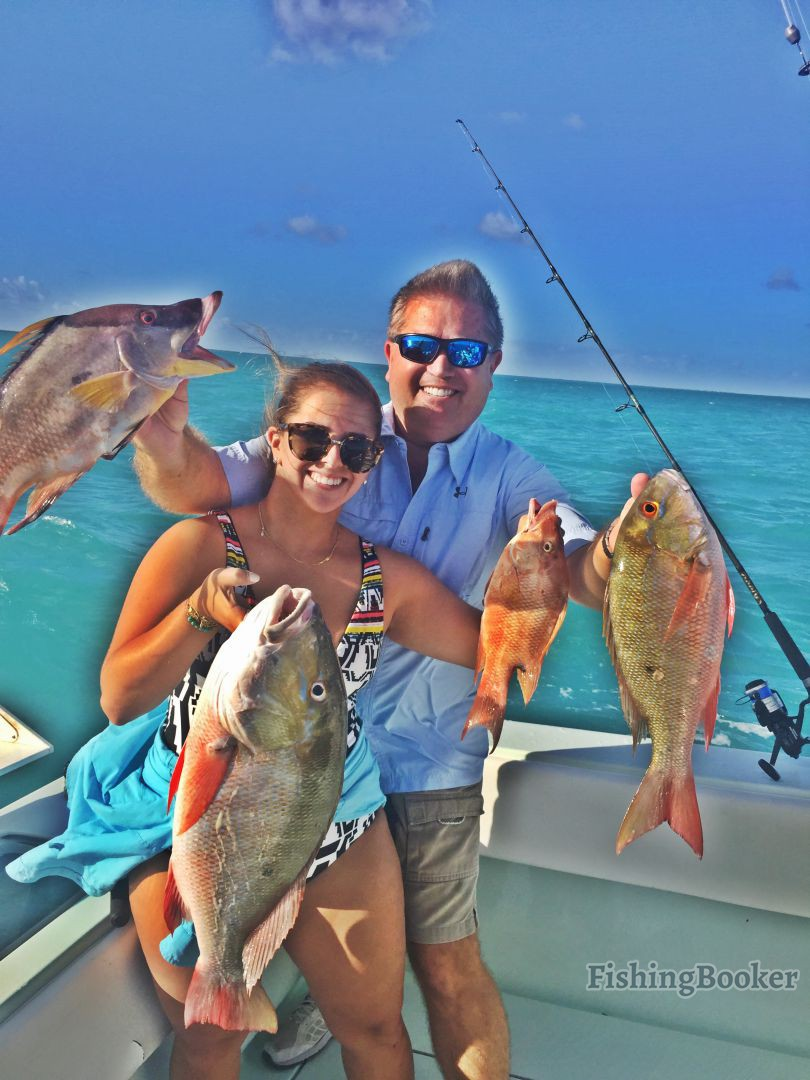Nice muttons on the reefs key largo fishing report for Key largo fishing