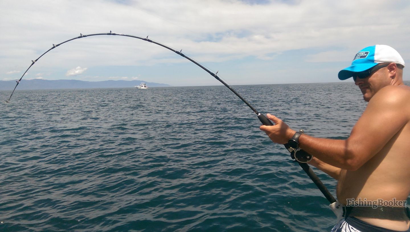 Viking fishing jack crevalle puerto vallarta fishing for Fishing puerto vallarta
