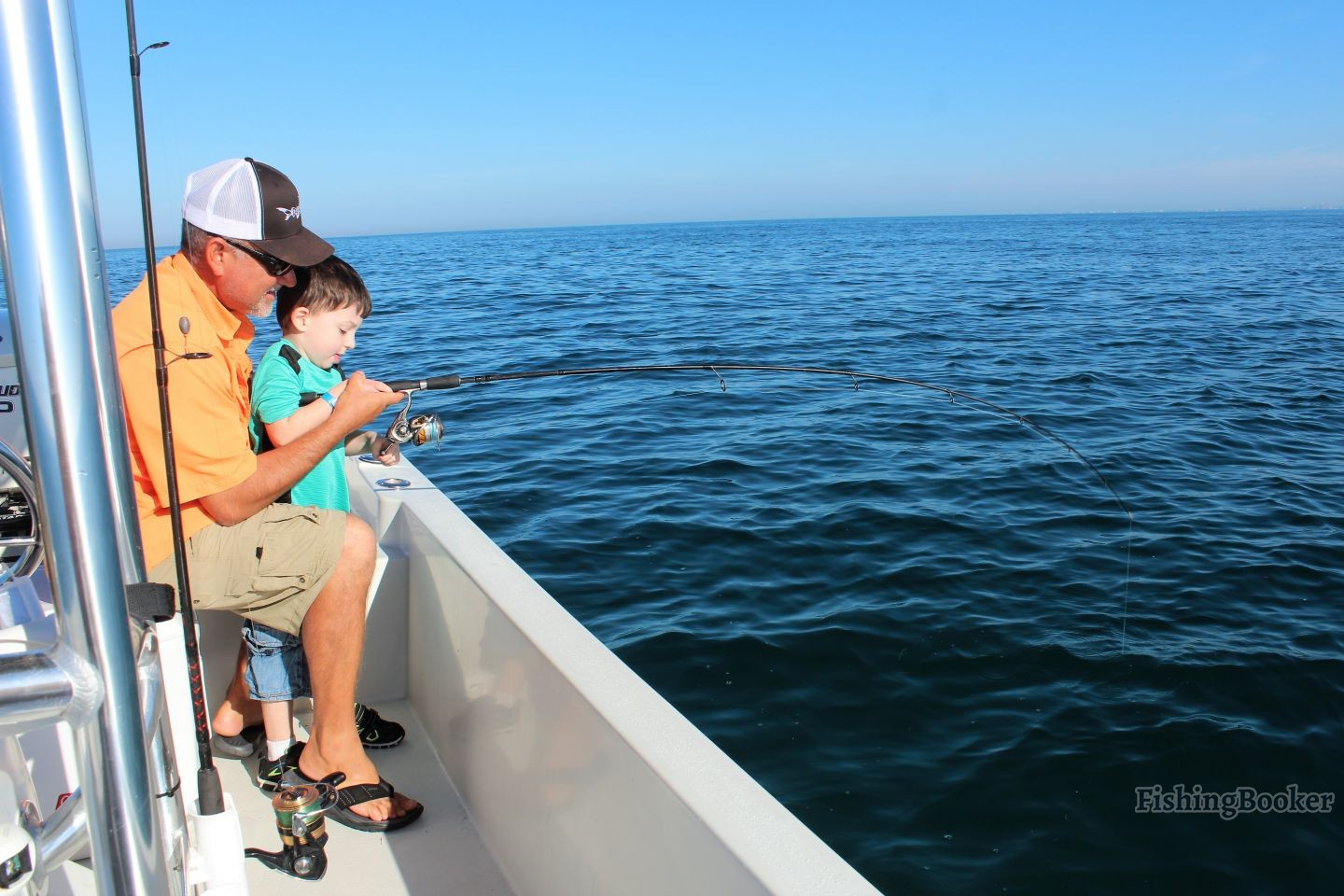 Five year old fun st petersburg fishing report for St pete fishing report