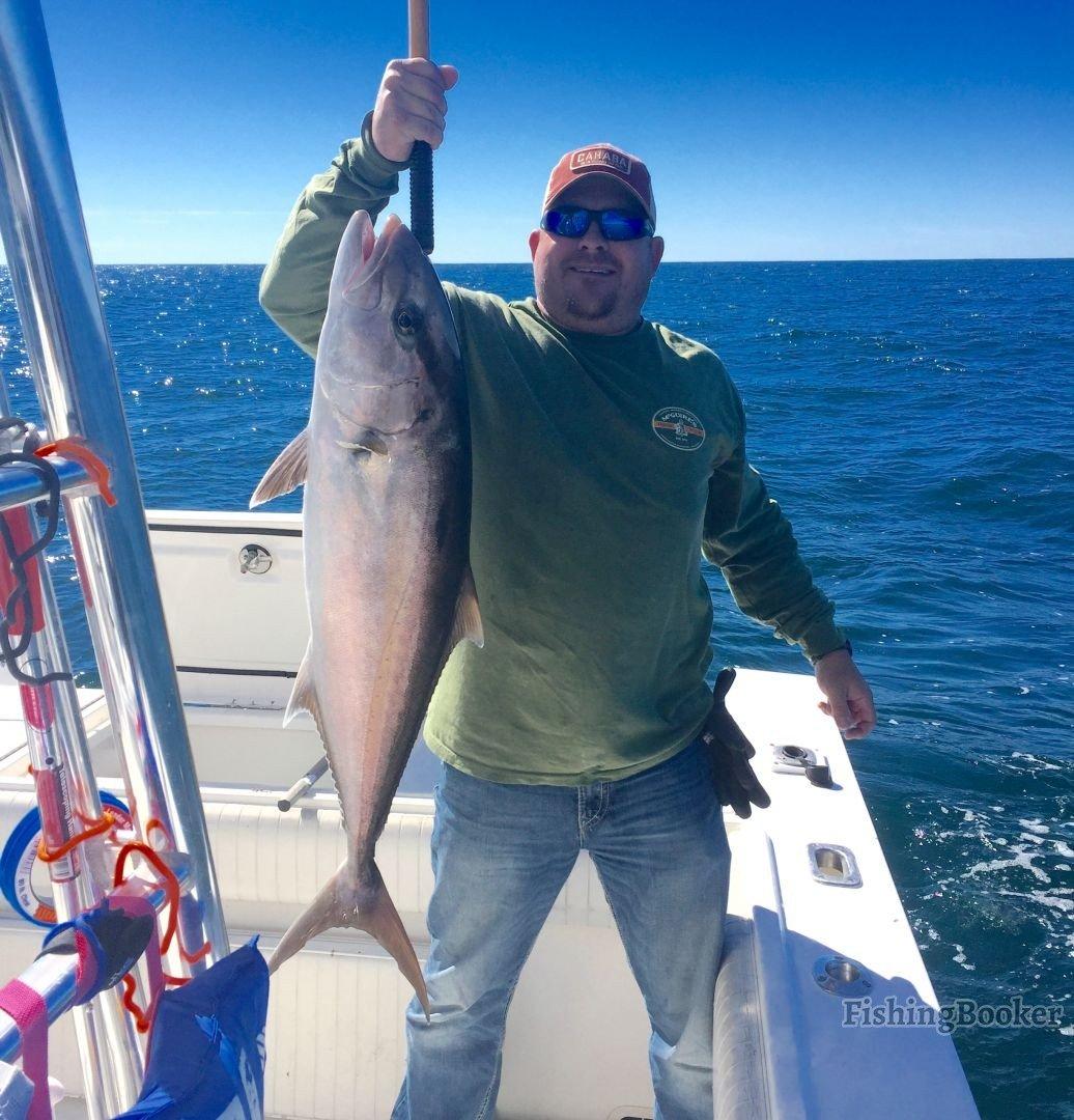 Amazing winter fishing destin fishing report for Destin shark fishing