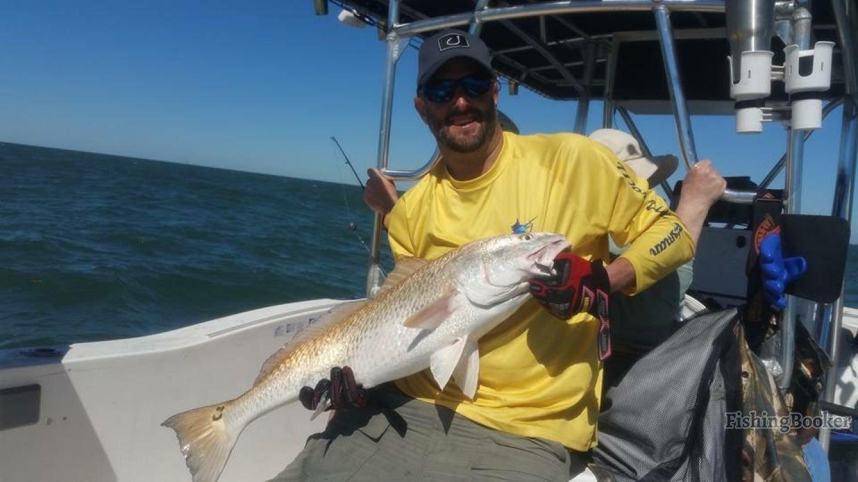 big redsx2 freeport fishing report