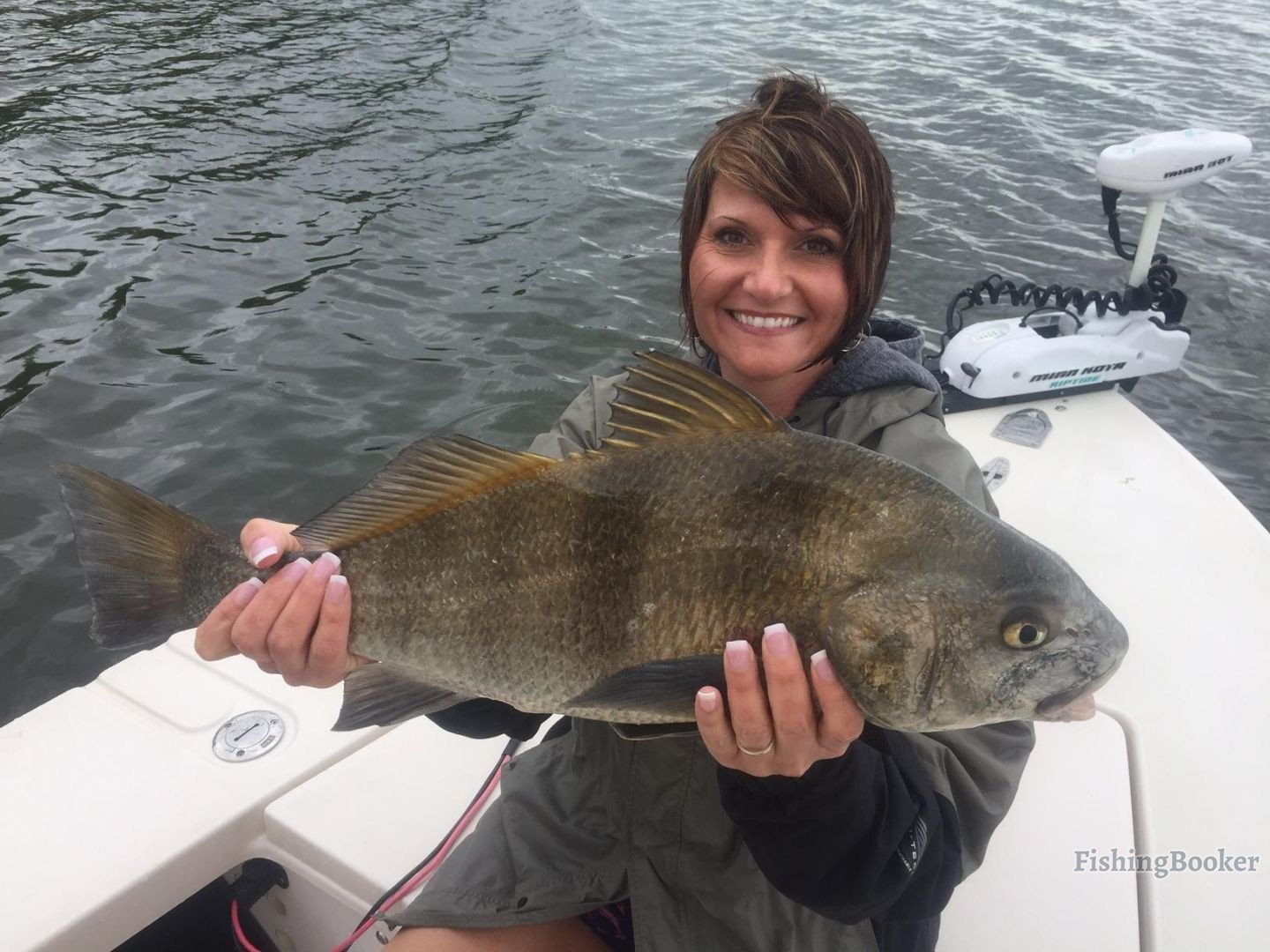 Rainy day slam cape canaveral fishing report for Cape canaveral fishing