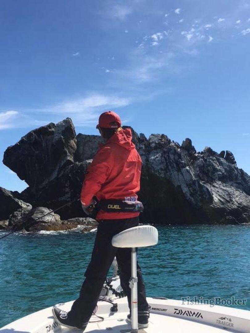 Fishing at catalina island long beach fishing report for Long beach fishing charters
