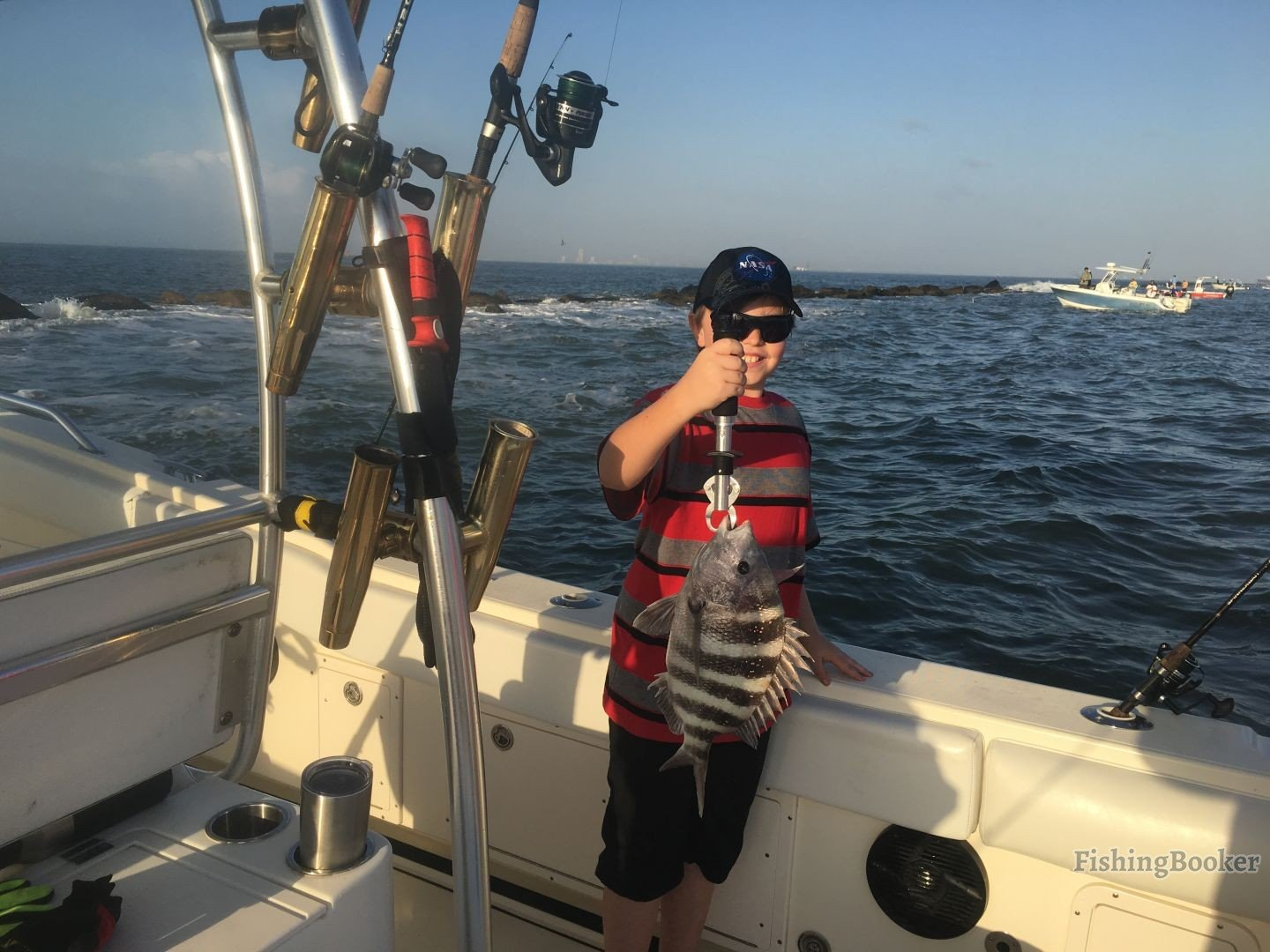 Saturday morning fishing galveston fishing report for Galveston jetty fishing report