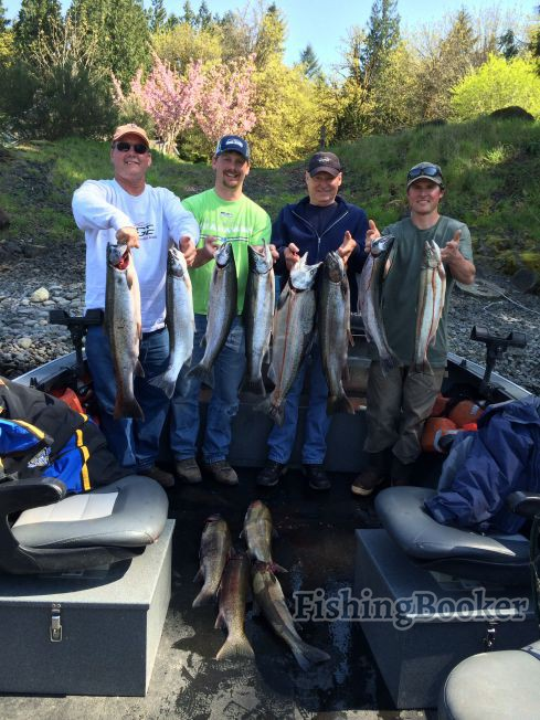 Get your fish on in washington state battle ground for Wash state fishing reports
