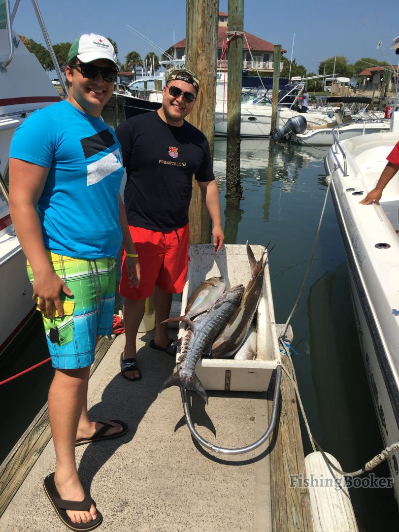 Captain al cumbie st augustine united states for St augustine fishing spots