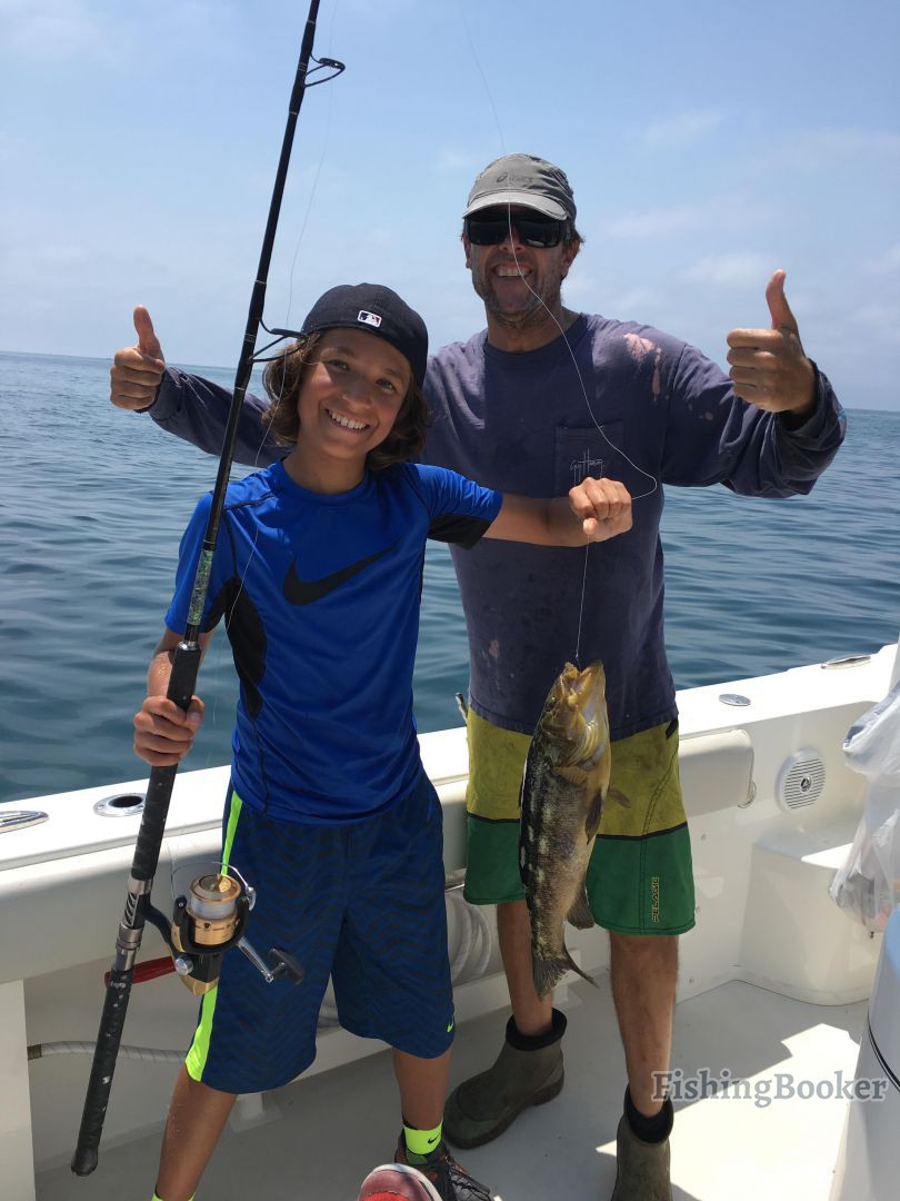 Captain tony delmonte dana point united states for Captain tonys fishing
