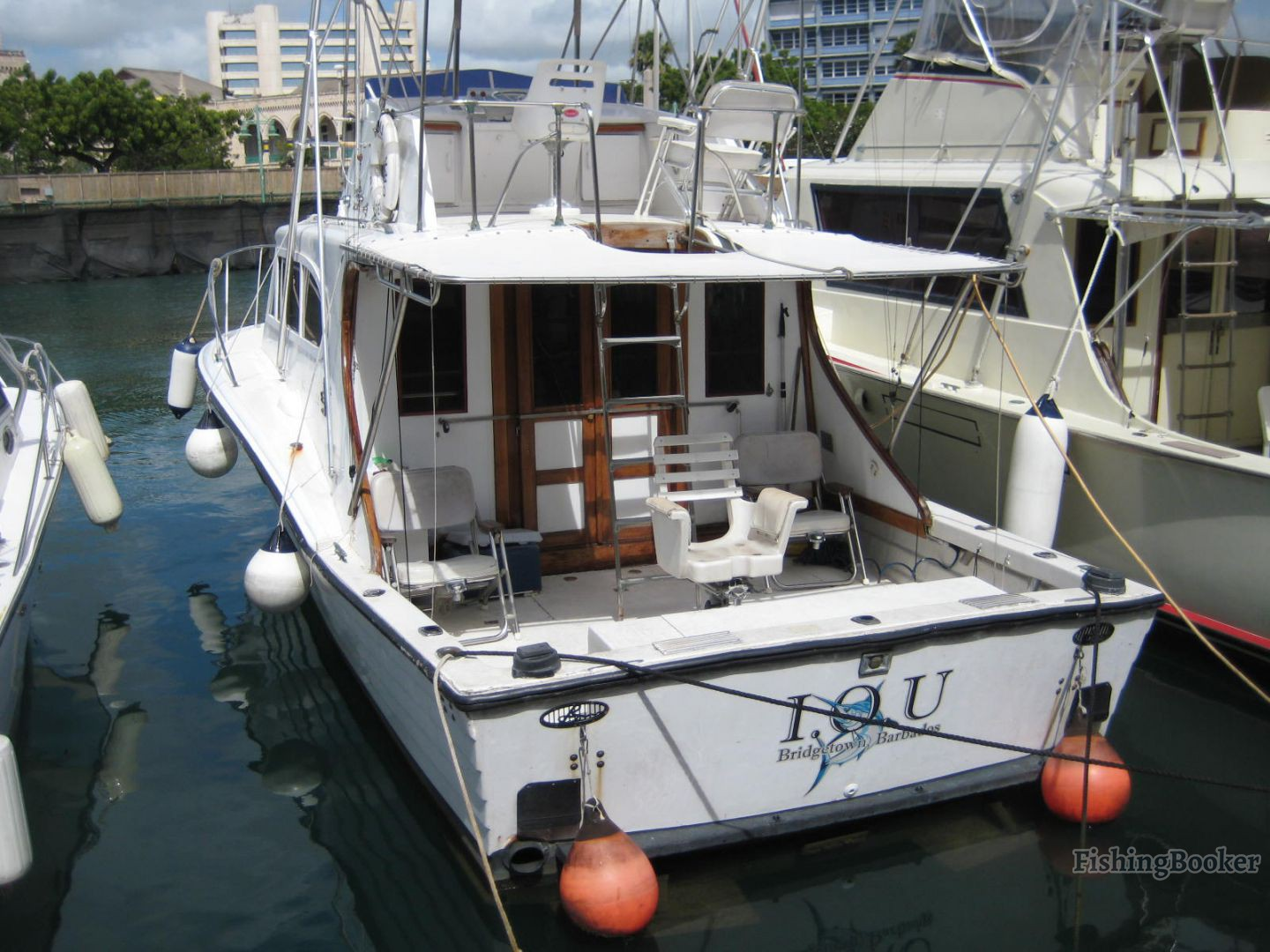 Iou fishing charters barbados bridgetown barbados for Fisher fish chicken indianapolis in