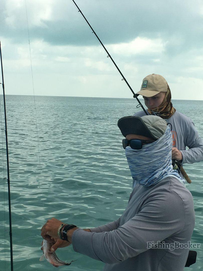 Captain lenny leonard key west united states for Bone fishing key west
